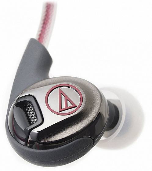 Наушники AUDIO-TECHNICA ATH-SPORT3 Red - рис.3