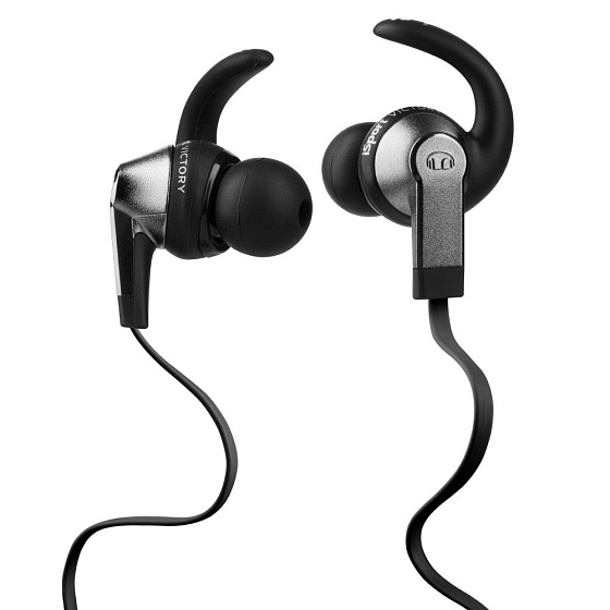 Наушники MONSTER ISPORT VICTORY (BLACK)