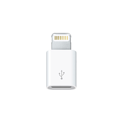 Адаптер Apple Lightning to microUSB Adapter