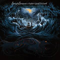 Пластинка STURGILL SIMPSON A SAILOR'S GUIDE TO EARTH LP+CD