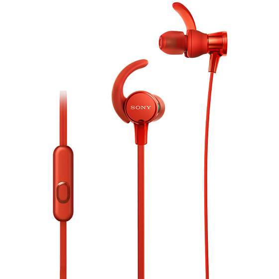 Наушники Sony MDR-XB510 AS Red