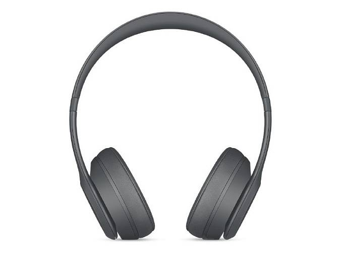 Беспроводные наушники Beats Solo 3 Wireless Neighborhood Collection Asphalt Gray - рис.2