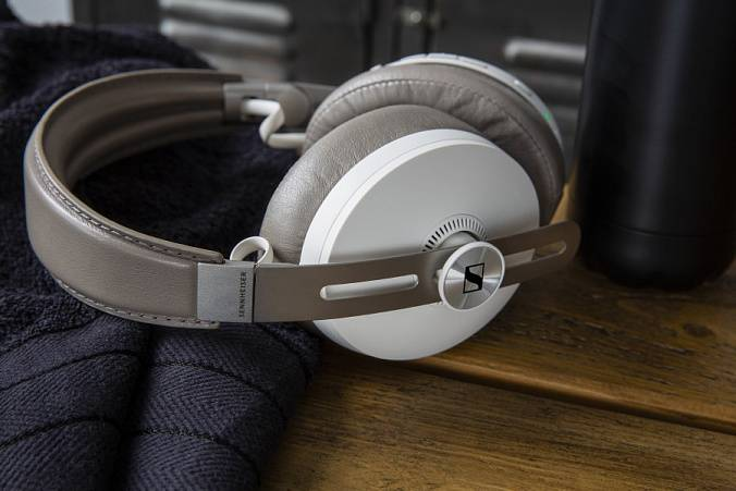 Наушники Sennheiser Momentum 3 Wireless M3AEBTXL White - рис.6