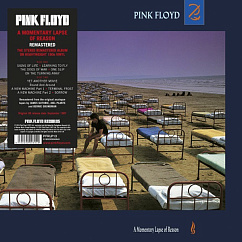 Пластинка Pink Floyd - A momentary lapse of reason Vinil