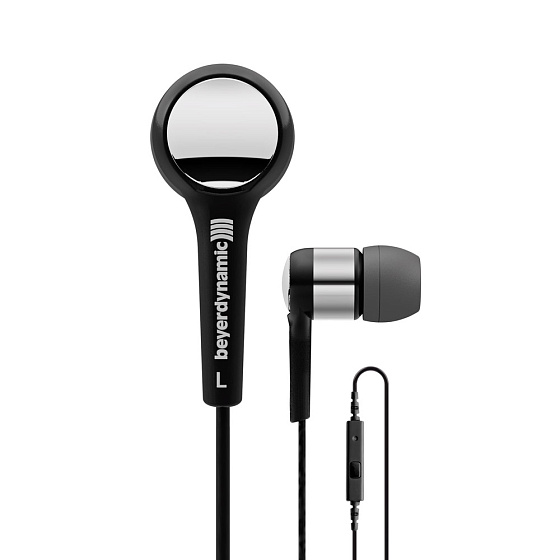 Наушники Beyerdynamic MMX 102 iE Black Silver