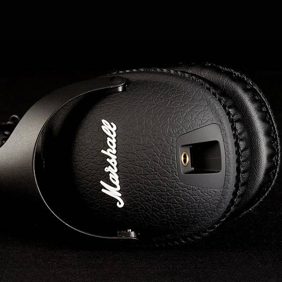 Наушники Marshall Monitor Black - рис.10