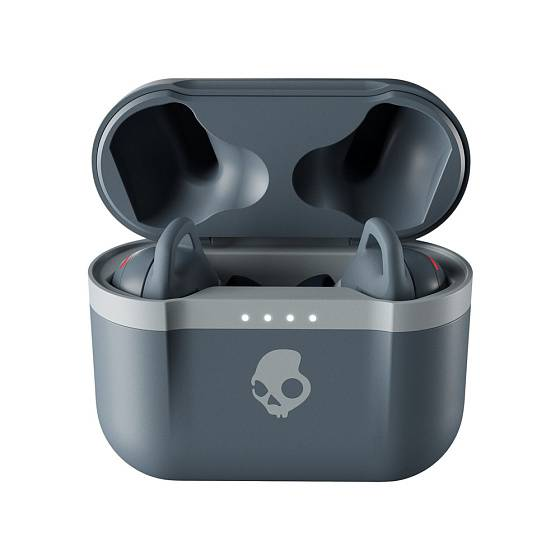 Наушники Skullcandy Indy Evo TWS Grey - рис.2