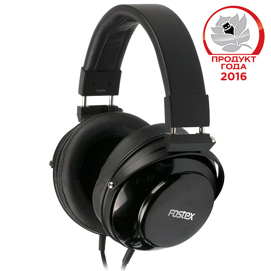 Наушники Fostex TH 900 Limited Edition Black