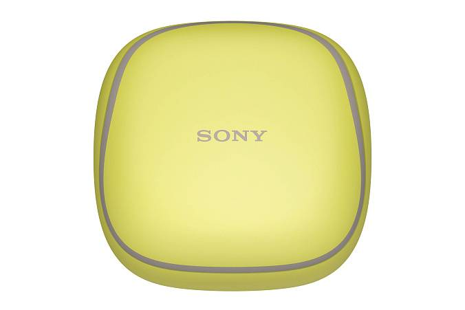 Наушники Sony WF-SP700N Yellow - рис.6