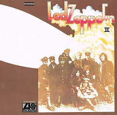 Пластинка Led Zeppelin - Led Zeppelin II