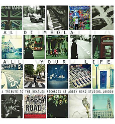 CD-диск Meola Al Di - All your life A TributeTo The Beatles CD