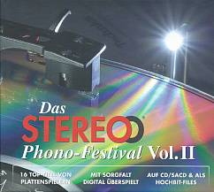 CD-диск Various - Das STEREO Phono-Festival Vol.II