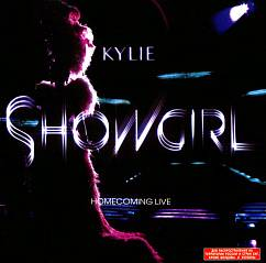 CD-диск Kylie - Showgirl Homecoming Live