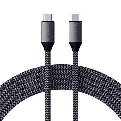 Кабель Satechi USB-C to USB-C 100W Charging Cable 2m