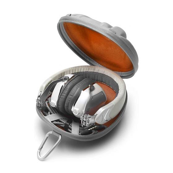 Наушники V-Moda XS On-Ear White - рис.3