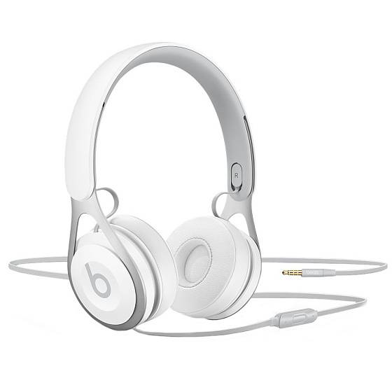 Наушники Beats EP On-Ear White - рис.1