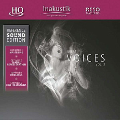 CD-диск Great Voices Vol II CD