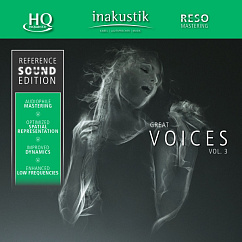 CD-диск Various - Great Voices Vol. 3