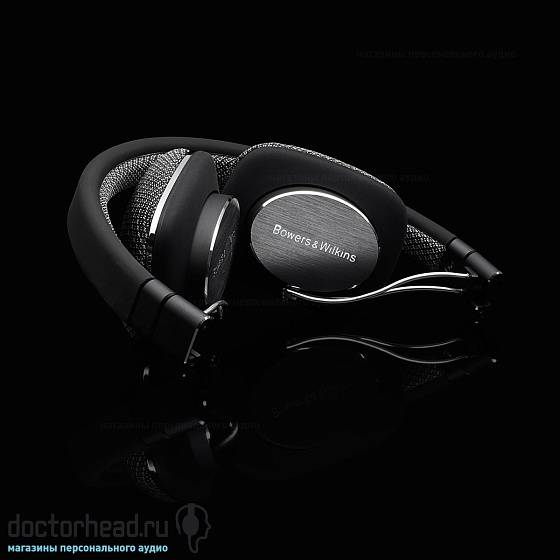 Наушники Bowers & Wilkins P3 Black - рис.3