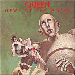 Пластинка Queen News Of The World LP