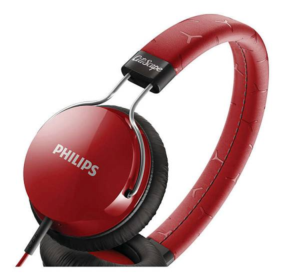 Наушники Philips SHL5300RD/00 - рис.2