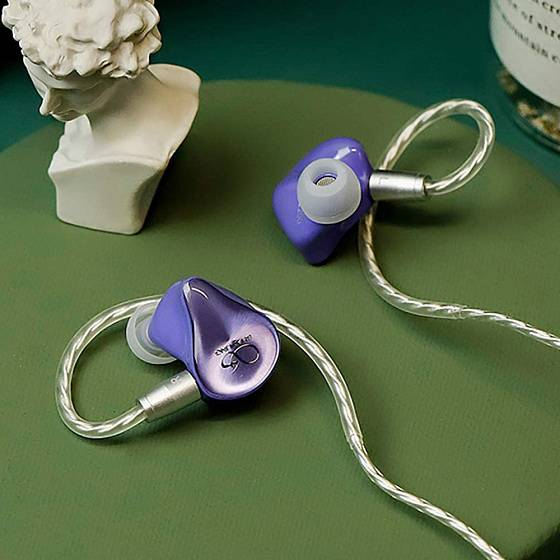 Наушники Shanling  ME200 Purple - рис.4
