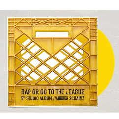 Пластинка 2 Chainz ‎– Rap Or Go To The League LP