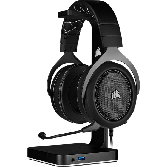 Игровые наушники Corsair Gaming HS60 Pro Surround Carbon - рис.8