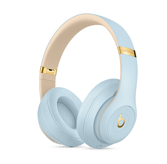 Беспроводные наушники Beats Studio 3 Wireless Skyline Collection Crystal Blue