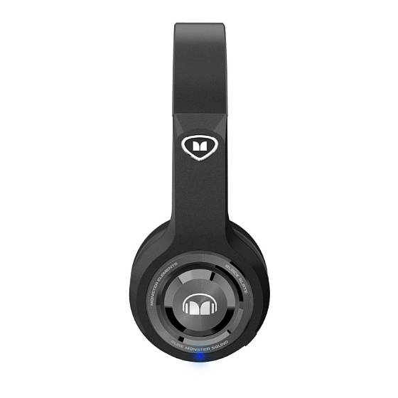 Беспроводные наушники Monster Elements Wireless On-Ear Black Slate - рис.1