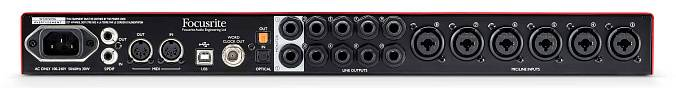 Аудиоинтерфейс FOCUSRITE Scarlett 18i20 USB 2nd Gen - рис.3
