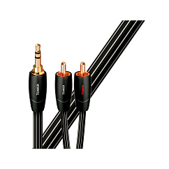 Кабель AudioQuest Tower 3.5m-RCA 2.0 м