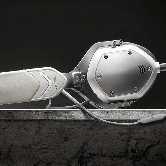 Наушники V-Moda XS On-Ear White - рис.9