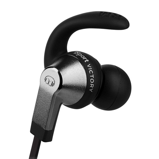 Наушники MONSTER ISPORT VICTORY (BLACK) - рис.1