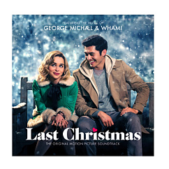 Пластинка Michael George, Wham! - OST The Last Christmas 2LP