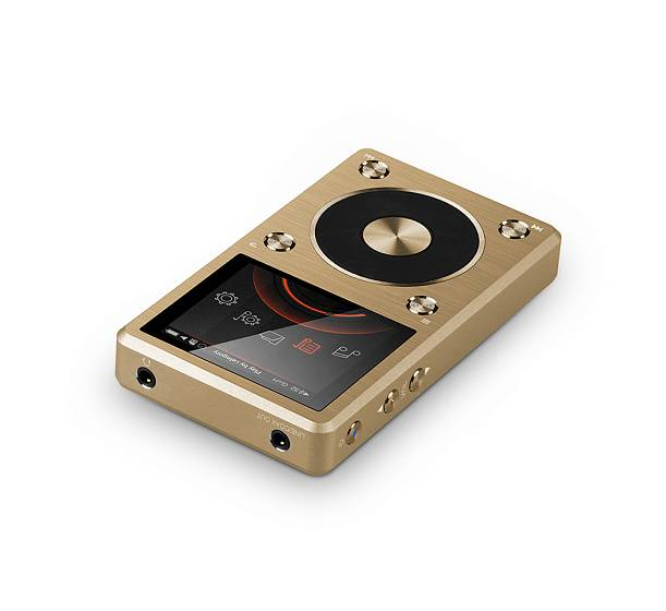Плеер FIIO X5 II Gold Limited Edition - рис.2