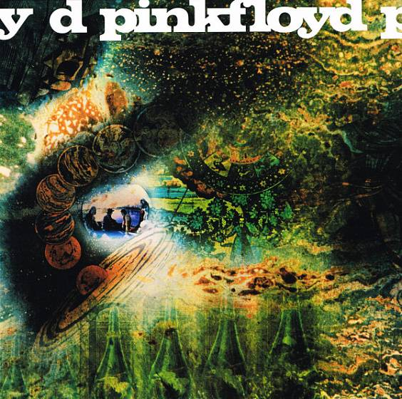 Пластинка Pink Floyd - A Saucerful Of Secrets - рис.1