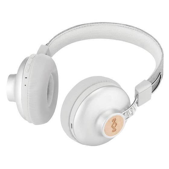 Беспроводные наушники Marley Positive Vibration 2 Wireless Silver EM-JH133-SV - рис.1