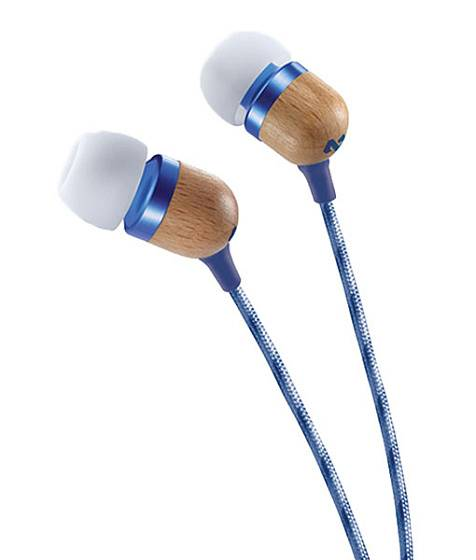 Беспроводные наушники Marley Smile Jamaica Wireless Blue EM-JE083-DN - рис.6