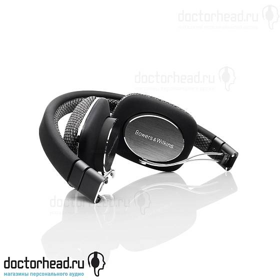 Наушники Bowers & Wilkins P3 Black - рис.12