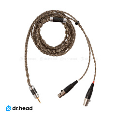 Кабель Labkable Samurai III for Audeze LCD 2.5 mm 1.8 m