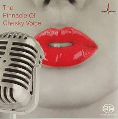 CD-диск Various - The Pinnacle Of Chesky Voice LP