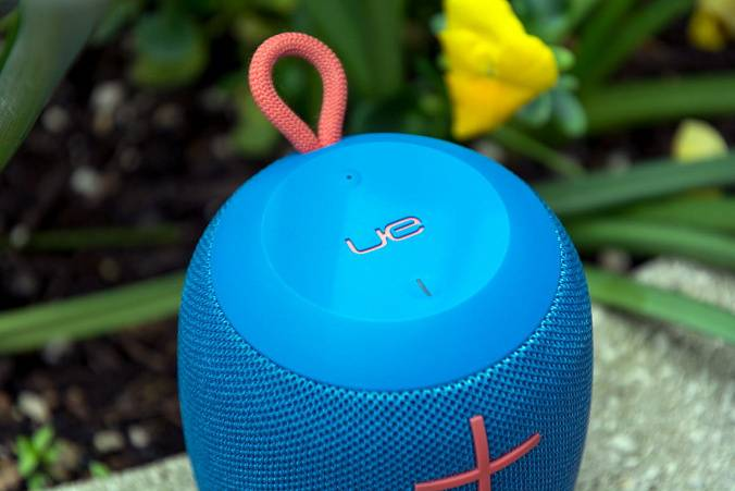 Портативная колонка Ultimate Ears WONDERBOOM Subzero blue - рис.5