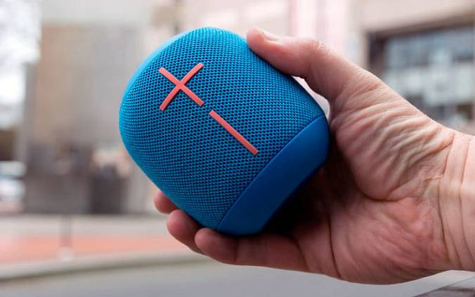 Портативная колонка Ultimate Ears WONDERBOOM Subzero blue - рис.7