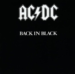Пластинка ACDC BACK IN BLACK
