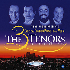 Пластинка The 3 Tenors The 3 Tenors in concert 1994