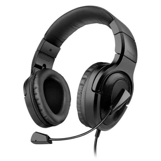 Игровая гарнитура Speedlink MEDUSA XE Virtual 7.1 Surround Headset
