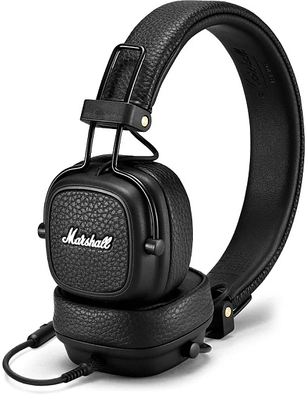 Наушники Marshall Major III Black - рис.2