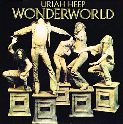 Пластинка Uriah Heep - Wonderworld