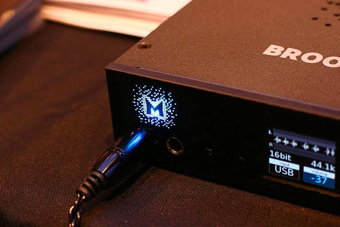 Mytek Digital Brooklyn DAC+ Black - рис.8